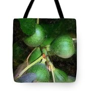 Who Gives A Fig Tote Bag