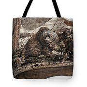 Who Is Master Of The Forest Tote Bag