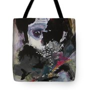 Who Is Watching Me4 Tote Bag