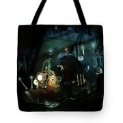 Who Knew Part Two Tote Bag