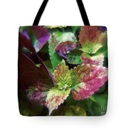 Who Needs Flowers Tote Bag