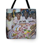 Who Said The Partys Over Tote Bag