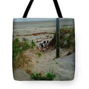 Who Said You Could Sit There? Tote Bag