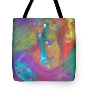 Who Shall It Be Tote Bag