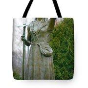 Who Sows Believes In God  Tote Bag