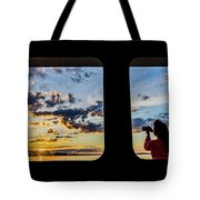 Who Watches The Watcher? Tote Bag