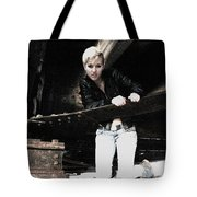 Who We Were Tote Bag
