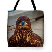 Who You Looking At? Tote Bag