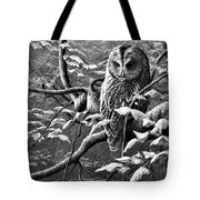 Whooing Around Tote Bag