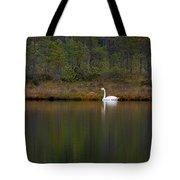 Whooper Swan  Tote Bag