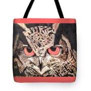 Whoot Owl Tote Bag