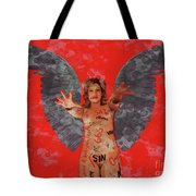 Whore Of Babylon By Mb Tote Bag