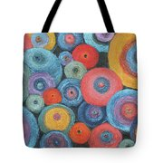 Who's Got The Button? Tote Bag