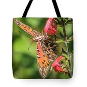Who's Looking At Me? Tote Bag