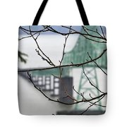Who's The Architect? Tote Bag