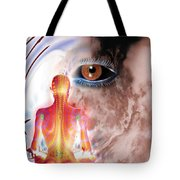 Whose I Is Eckharts Eye Tote Bag