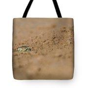 Whozat Tote Bag by Laura Roberts