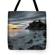 Whyte Islet Tote Bag