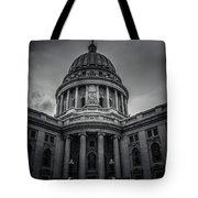 Wi Capitol Tote Bag