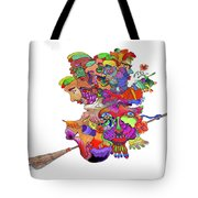 Martin-hardy-witches Tote Bag