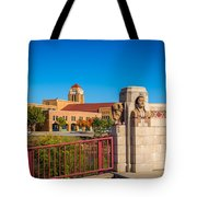 Wichita Bridge #1 Tote Bag