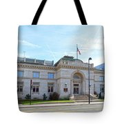 Wichita Carnegie Library Tote Bag