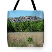 Wichita Mountains Wildlife Refuge - Oklahoma Tote Bag