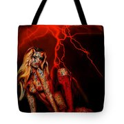Wicked Beauty Tote Bag