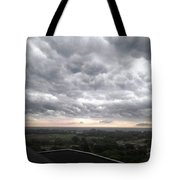 Wicked Clouds Tote Bag