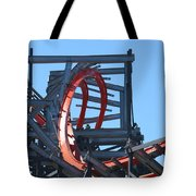 Wicked Cyclone Stall Tote Bag