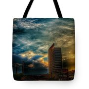 Wicked Sky  Tote Bag