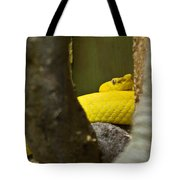 Wicked Snake Tote Bag