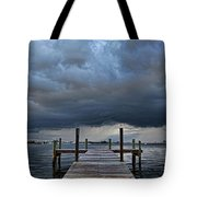 Wicked Weather Tote Bag