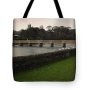 Wicklow Footbridge Tote Bag