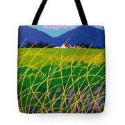Wicklow Meadow Ireland Tote Bag