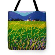 Wicklow Meadow Ireland Tote Bag