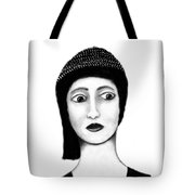 Wide Eyes Surprise Tote Bag
