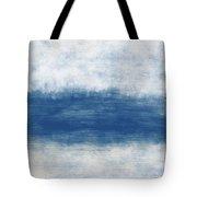 Wide Open Ocean- Art By Linda Woods Tote Bag