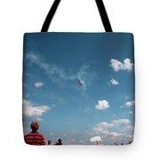 Wide Wonder Tote Bag