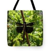 Widow Skimmer Dragonfly Female Tote Bag