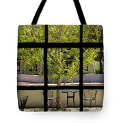 Wiew Out The Window Tote Bag