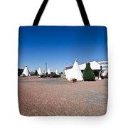 Wigwam Motel #2 Tote Bag