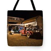 Wigwam Motel #3 Tote Bag