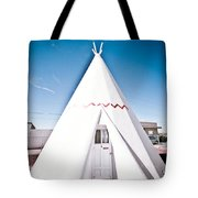 Wigwam Room #2 Tote Bag