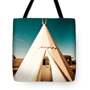 Wigwam Room #3 Tote Bag