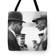 Wilbur Wright (1867-1912) Tote Bag