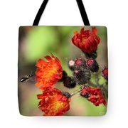 Wild And Beautiful 3 Tote Bag