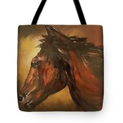 Wild And Free                   83 Tote Bag