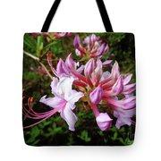 Wild And Native Pink Azalea Tote Bag