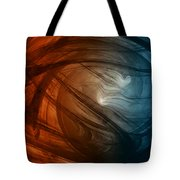Wild As The Wind Tote Bag